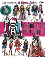 Omslag - Monster High Character Encyclopedia