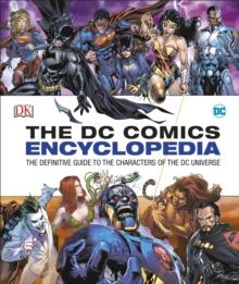 DC comics encyclopedia av Daniel Wallace (Innbundet)