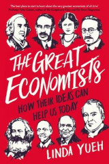 Omslag - The Great Economists