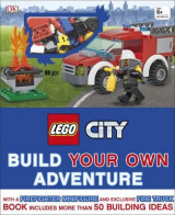 Omslag - LEGO City Build Your Own Adventure