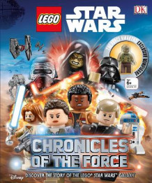LEGO Star Wars Chronicles of the Force av DK (Innbundet)