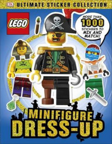 LEGO Minifigure Dress-Up! Ultimate Sticker Collection av DK (Heftet)