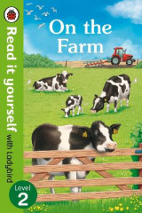 Omslag - On the Farm - Read it Yourself with Ladybird: Level 2