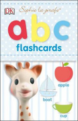 Omslag - Sophie La Girafe ABC Flashcards