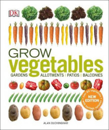 Grow vegetables av Alan Buckingham (Innbundet)