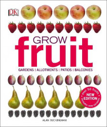 Grow Fruit av Alan Buckingham (Innbundet)