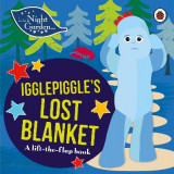Omslag - In the Night Garden: Igglepiggle's Lost Blanket