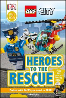 LEGO City Heroes to the Rescue av Esther Ripley (Innbundet)