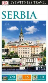 Omslag - Serbia, DK Eyewitness Travel Guide