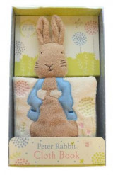 Omslag - Peter Rabbit Cloth Book