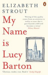 Omslag - My name is Lucy Barton