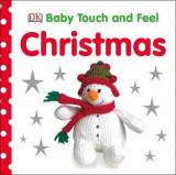 Omslag - Baby Touch and Feel Christmas