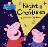 Omslag - Peppa Pig: Night Creatures