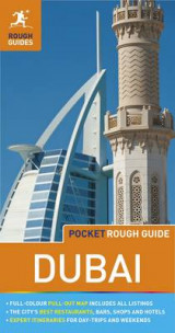 Omslag - Pocket Rough Guide Dubai