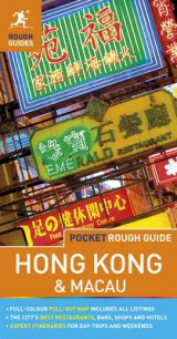 Omslag - Pocket Rough Guide Hong Kong & Macau