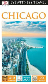 Omslag - DK Eyewitness Travel Guide Chicago