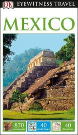 Omslag - DK Eyewitness Travel Guide Mexico