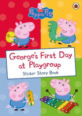 Omslag - George's First Day at Playgroup