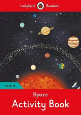 Omslag - Space Activity Book - Ladybird Readers: Level 4