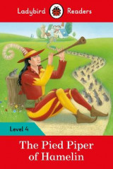 Omslag - The Pied Piper - Ladybird Readers Level 4