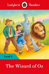 Omslag - The Wizard of Oz - Ladybird Readers: Level 4