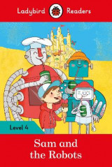 Omslag - Sam and the Robots - Ladybird Readers: Level 4