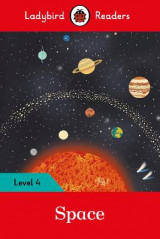 Omslag - Space - Ladybird Readers: Level 4