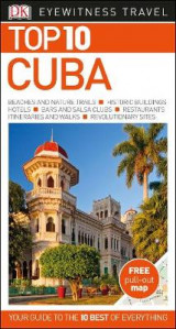 Omslag - DK Eyewitness Top 10 Travel Guide Cuba