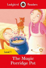Omslag - The Magic Porridge Pot - Ladybird Readers