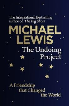 The undoing project av Michael Lewis (Heftet)
