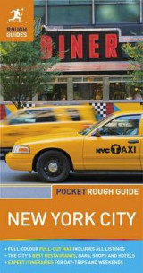 Omslag - Pocket Rough Guide New York City