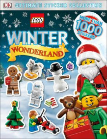 LEGO Winter Wonderland Ultimate Sticker Collection av DK (Heftet)