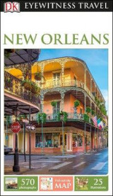 Omslag - DK Eyewitness Travel Guide New Orleans