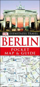 Omslag - DK Eyewitness Pocket Map and Guide Berlin