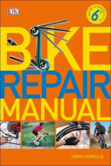 Omslag - Bike Repair Manual