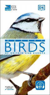 Omslag - RSPB Pocket Birds of Britain and Europe