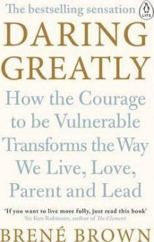 Daring Greatly av Brene Brown (Heftet)