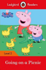 Omslag - Peppa Pig: Going on a Picnic - Ladybird Readers Level 2