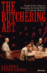 Omslag - The Butchering Art