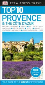 Omslag - Provence and the Cote d'Azur