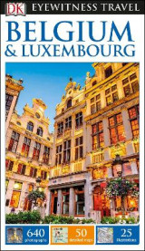 Omslag - DK Eyewitness Travel Guide Belgium & Luxembourg