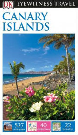 Omslag - DK Eyewitness Travel Guide Canary Islands