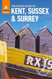 The Rough Guide to Kent, Sussex and Surrey (Travel Guide) av Samantha Cook, Rough Guides og Claire Saunders (Heftet)