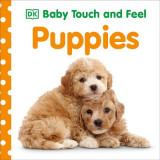 Omslag - Baby Touch and Feel Puppies