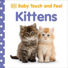 Baby Touch and Feel Kittens av DK (Pappbok)