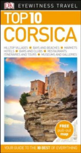 Omslag - DK Eyewitness Top 10 Travel Guide Corsica