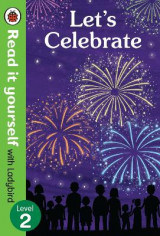Omslag - Let's Celebrate - Read It Yourself with Ladybird Level 2