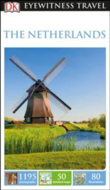 Omslag - DK Eyewitness Travel Guide The Netherlands