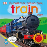 Omslag - My Best-Ever Pop-Up Noisy Train Book