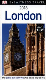Omslag - DK Eyewitness Travel Guide London